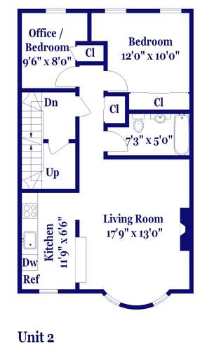 88 East Brookline Street-small-004-Unit 2-295x500-72dpi